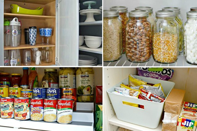 How to Organize Your Kitchen Cabinets (for Not a Lot of Money!) | eHow