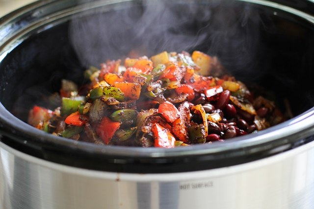 Add ingredients to the crock pot