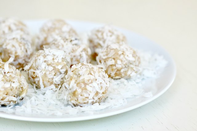 Coconut Snowball Cookies Recipe Ehow