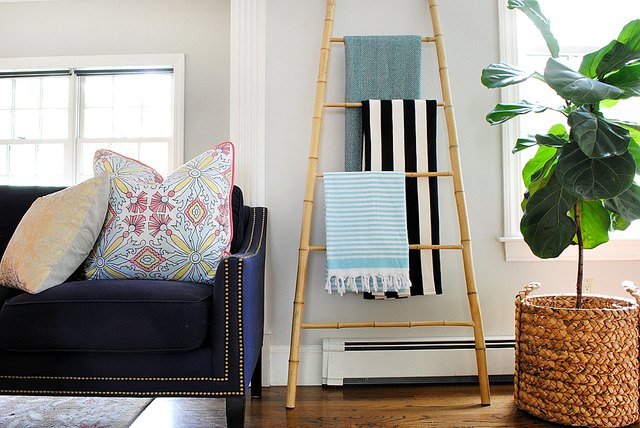 Make Your Own Bamboo Ladder