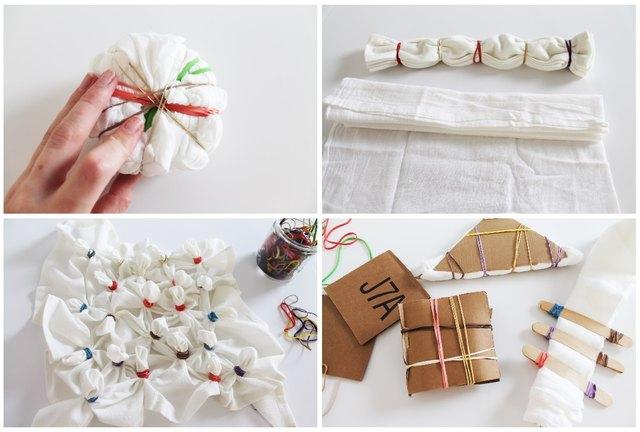 Tie Dyeing Folding Techniques Ehow