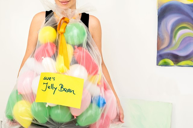 How To Make A Jelly Bean Costume (with Pictures) | EHow