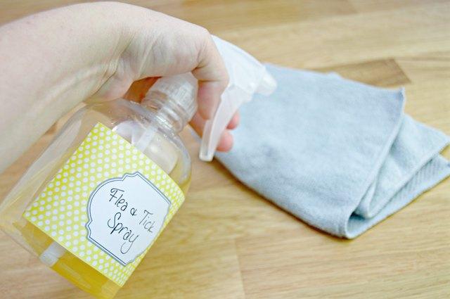 How To Make A Homemade Flea And Tick Repellent Ehow