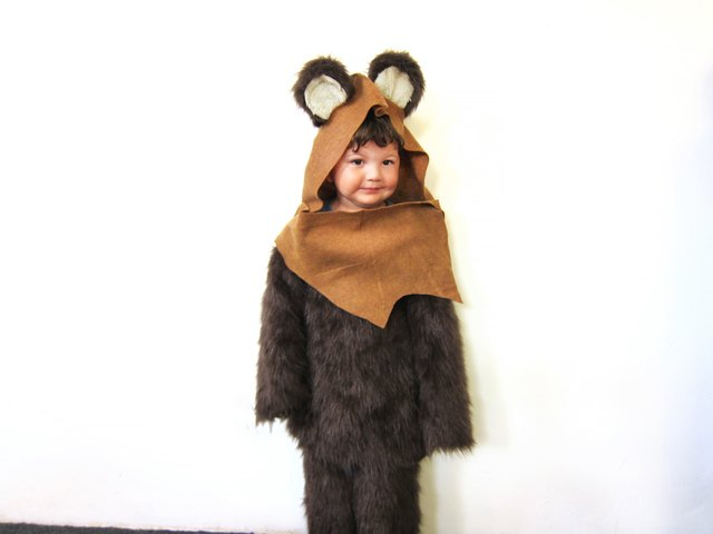 How To Make A Star Wars Ewok Costume For Kids Ehow