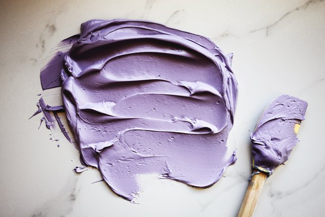 How To Make The Color Lavender With Food Coloring Ehow