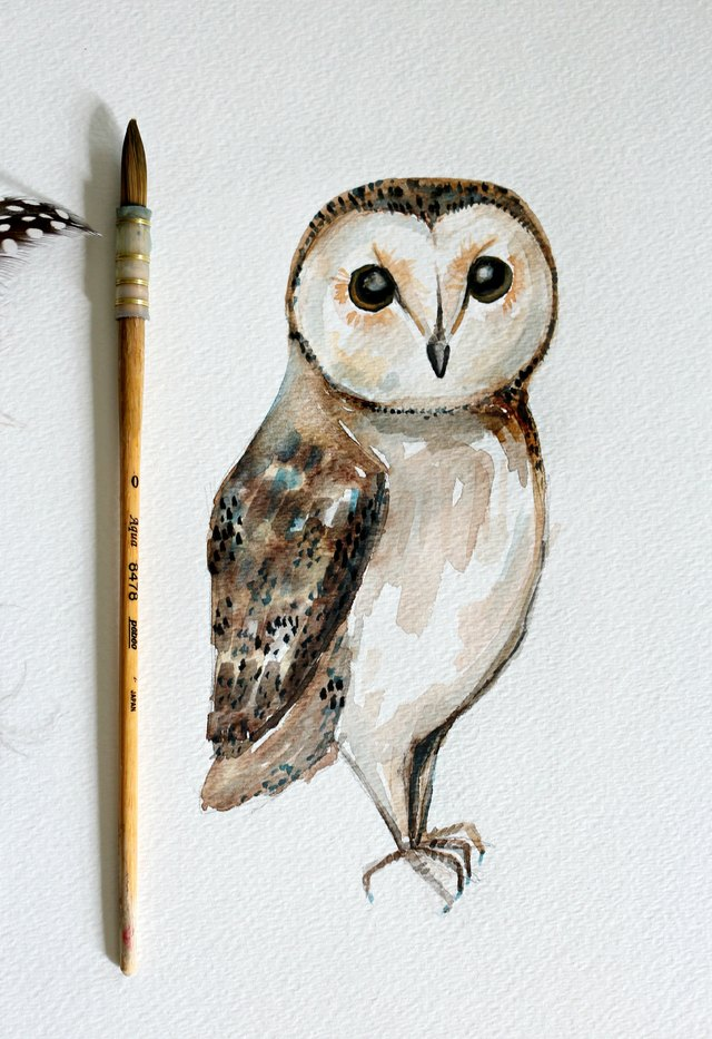 Easy To Paint Pictures With Watercolor
