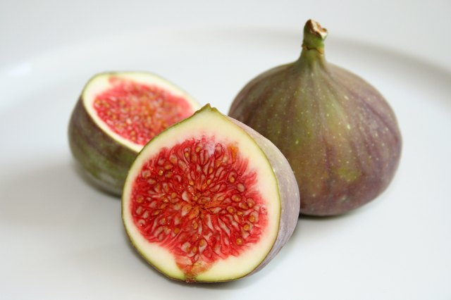 Figs are said to resemble female sex organs.