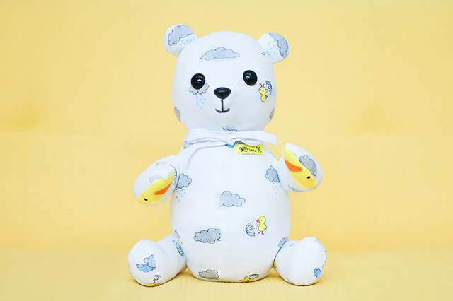 How To Make An Animal Out Of Baby Clothes Ehow
