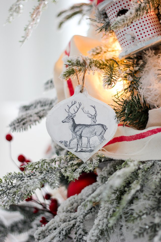 for - Wooden Christmas Decorations To Make