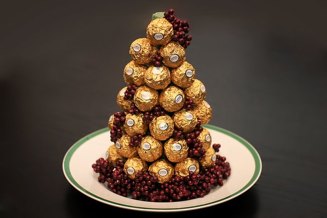 Step 4 - How To Make A Ferrero Rocher Christmas Tree (with Pictures) EHow