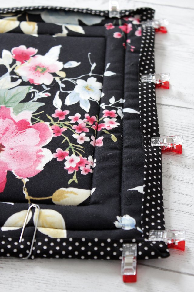 How To Make A Large Pot Holder Hot Pad Ehow