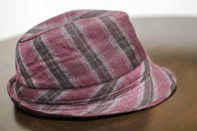 Patterns to Make Fedora Hats (with Pictures)  04fc4a08d47