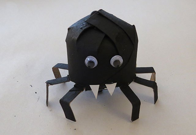 Photo of Halloween decor spider