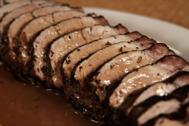 How to Cook a Pork Loin Roast in a Crock Pot