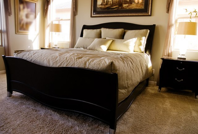 Converter Rails Turn An Antique Bed Into A Modern Piece Of Furniture.