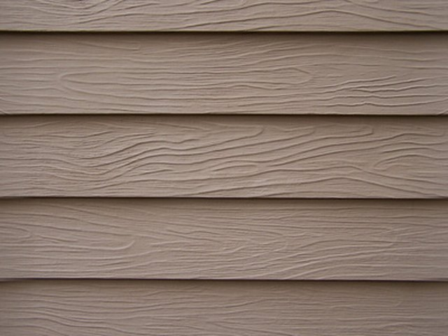 How To Remove Hard Water Stains From Vinyl Siding Ehow