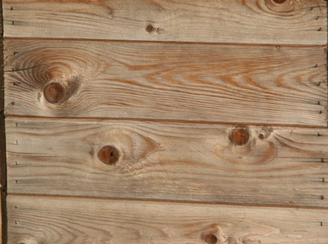 How To Refinish Tongue Groove Paneling Ehow