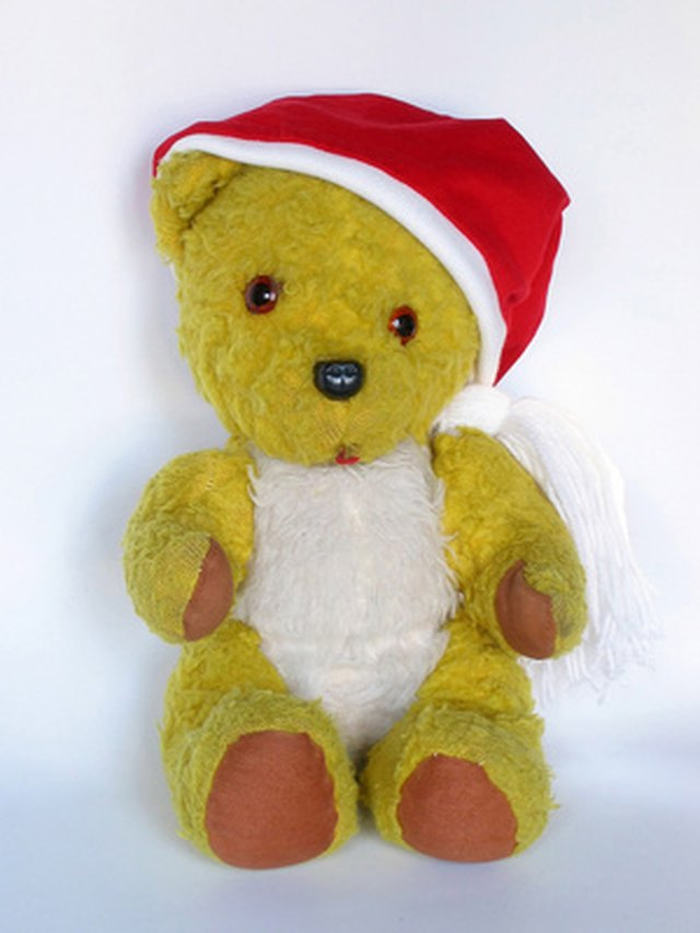 How To Make A Teddy Bear Costume Ehow