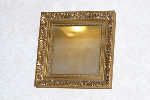 You Can Remove Small Scratches From A Mirror Using Household Items