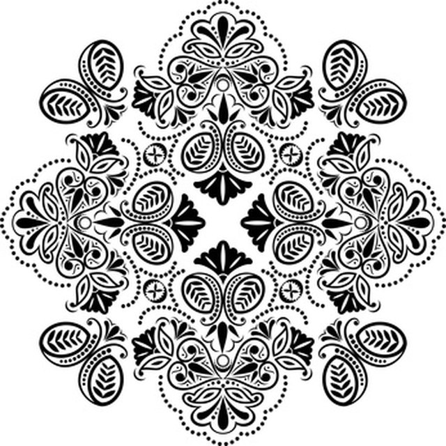 How To Make Henna Stencils Ehow