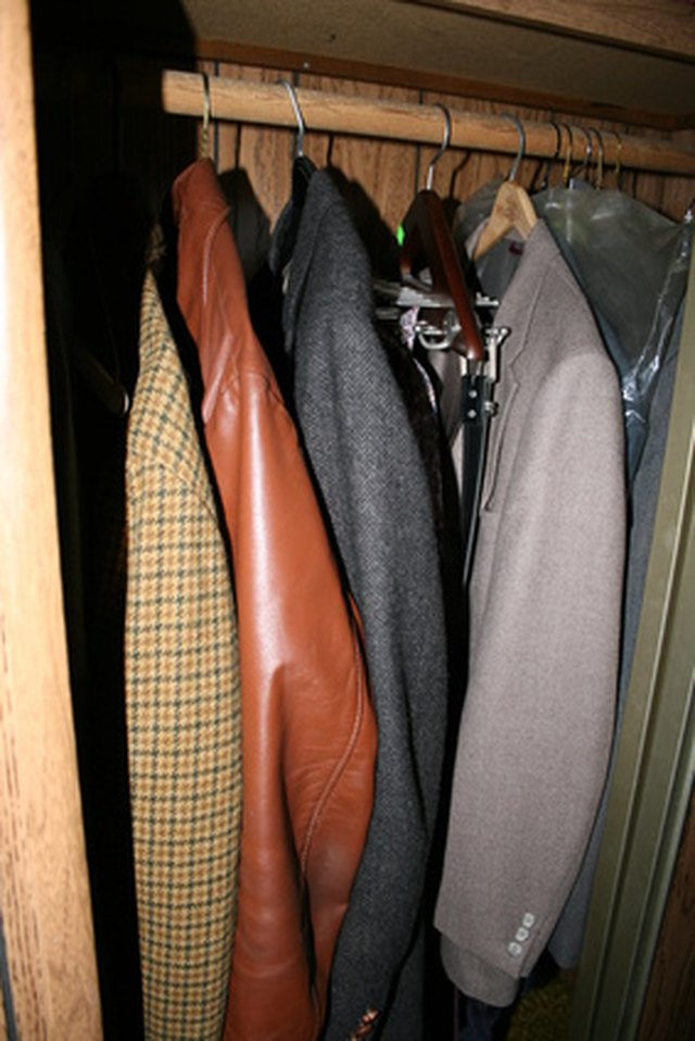 A Cedar Closet Will Protect Your Clothes