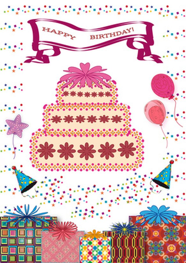Send A Birthday Card Through An Online Greeting Site