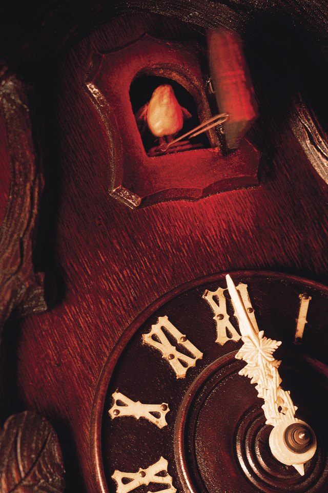 How to Fix a Cuckoo Clock That Chimes at the Wrong Hour | eHow