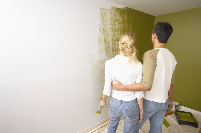 How To Get Toxic Paint Fumes Out Of A New Home Ehow