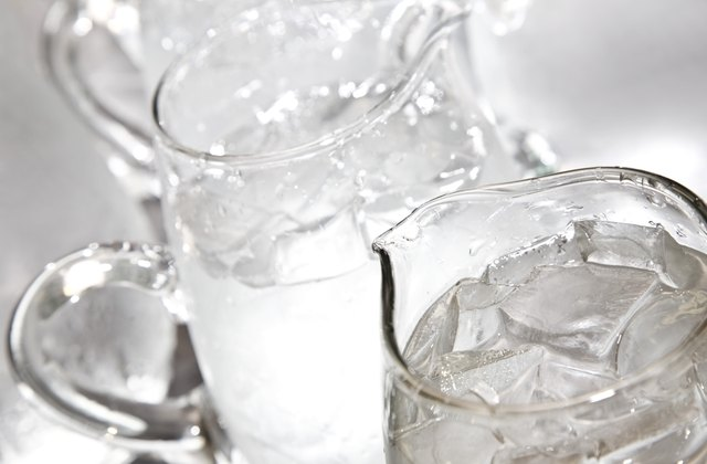Icy water improves hydration and speeds your metabolism.