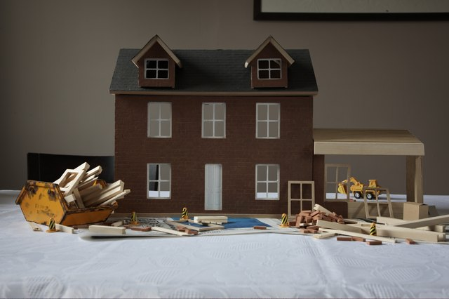How To Make Wooden Dollhouse Furniture Ehow