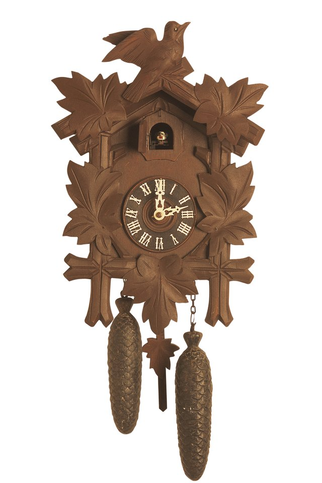Dating american cuckoo clock company clocks