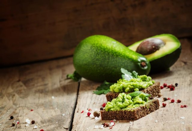 Avocados come loaded with micronutrients, like potassium
