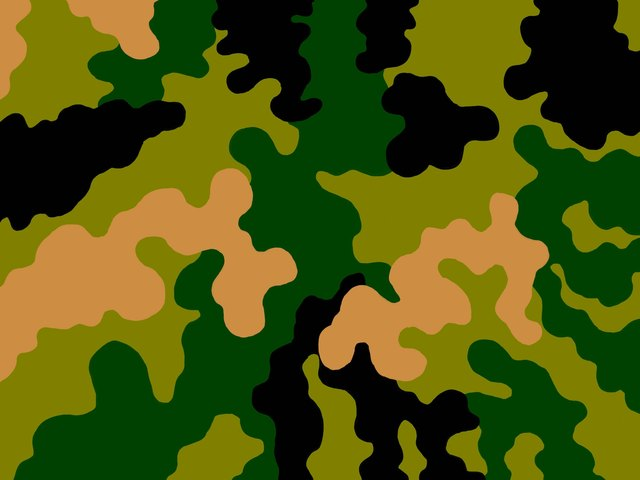How To Paint A Camo Pattern EHow Awesome Camo Pattern