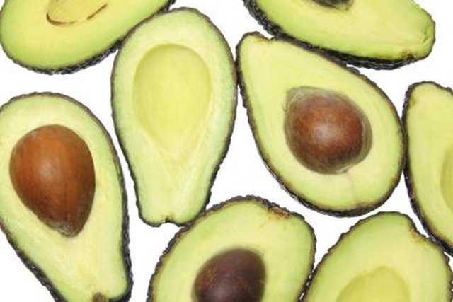 The antioxidants in avocado keep you looking (and feeling) young.
