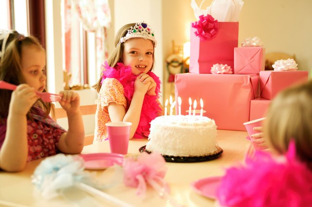 Girlie Themes For Her Birthday Party