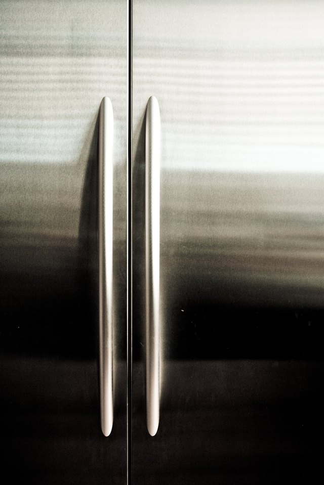 Clean Stainless Steel