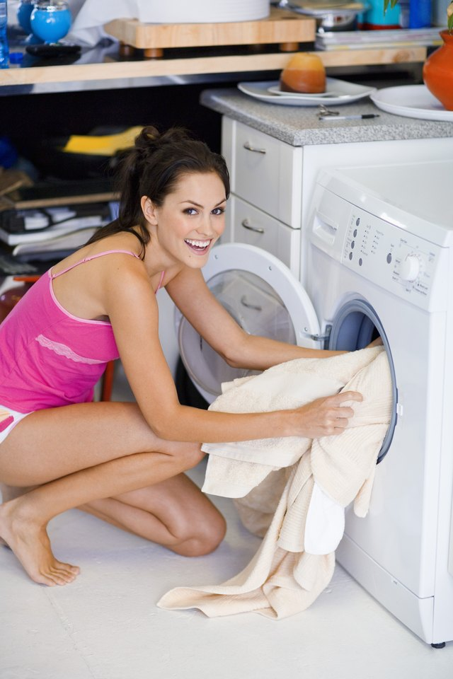 Proper laundering techniques can help prevent pilling on clothes.