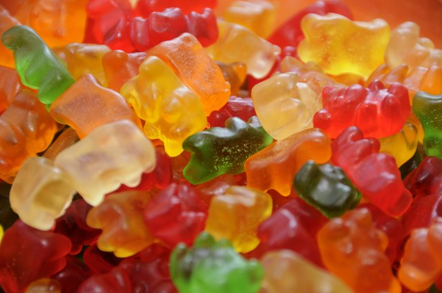 How Are Gummy Bears Made? | eHow