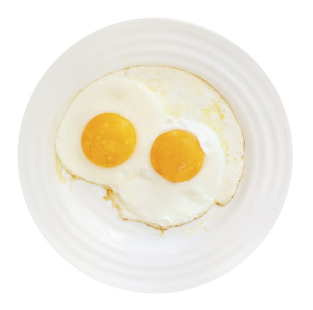 Sunny Side Up Fried Eggs