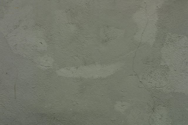 Painting Hides The Blemishes From Repairing S In Concrete