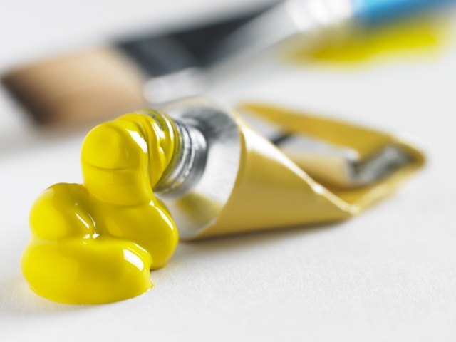 What Kind of Paint Can You Use on Craft Foam? | eHow
