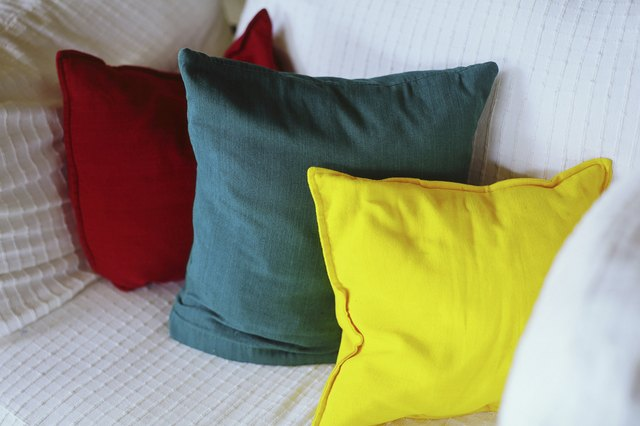 How To Make A Pillow Filling EHow