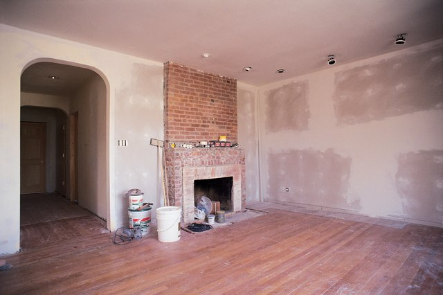 How To Remove Dried Spackling Off Walls Ehow