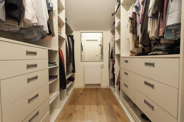 Closet Flooring Ideas