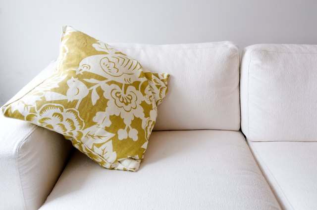 How To Keep My Sofa Cushions From Flattening Ehow