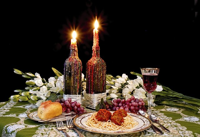 How To Use A Wine Bottle As A Candlestick Ehow