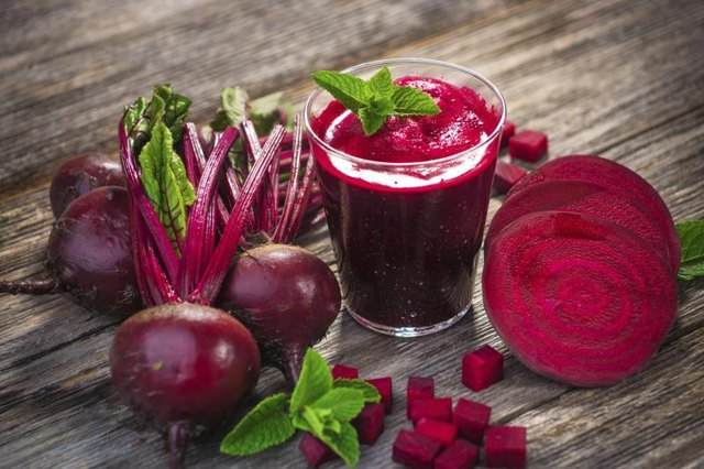 Beets boost blood flow to up your energy levels and power your workouts.