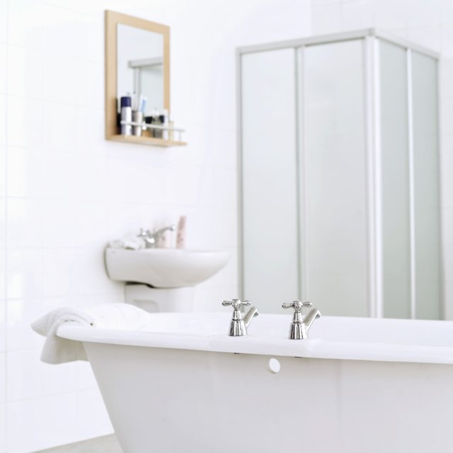 In Areas Of High Humidity Such As Bathrooms Semigloss Paint Is More Durable And Easier