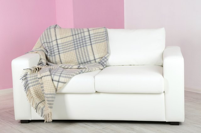 2fd465963b No-sew flannel or fleece blankets make good couch throws for reading or  watching TV