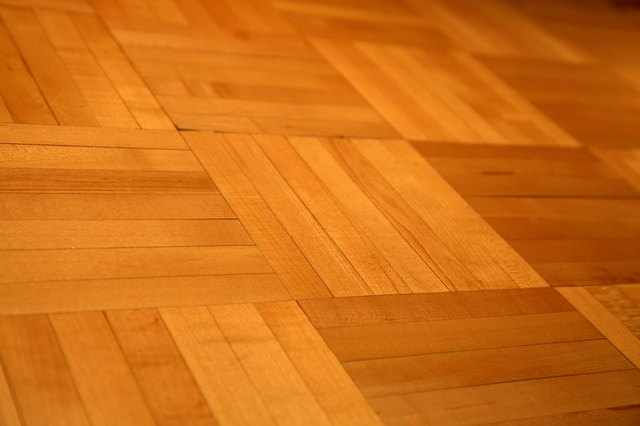 You Can Refinish Existing Parquet Floors With Stain Or Purchase New Unfinished Tiles